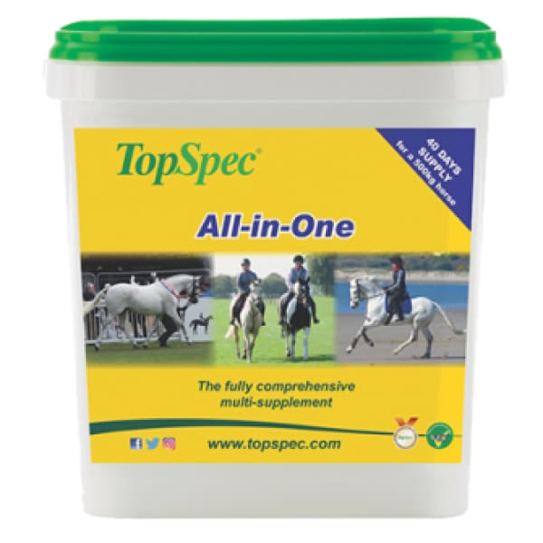 Top Spec All-in-One - Supplement