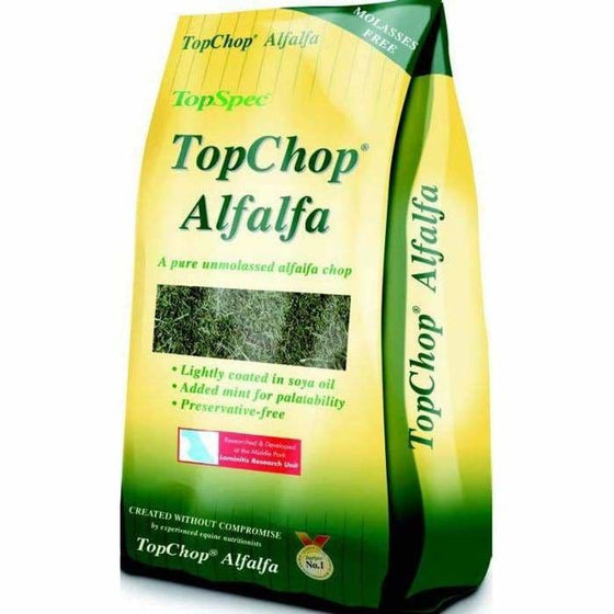 Top Spec Top Chop Alfa - Horse Feed