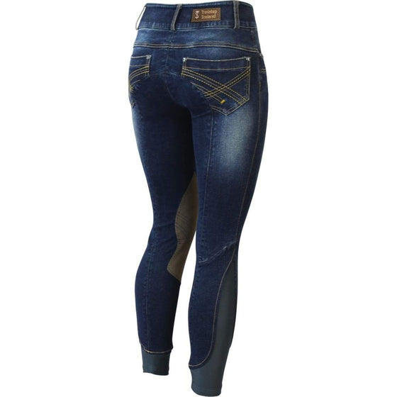 Tredstep Denim II Ladies Breeches - Ladies Breeches