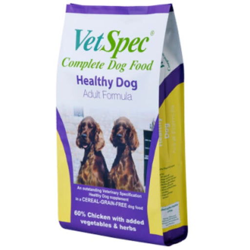 VetSpec Healthy Dog Adult Formula - Dog Feed
