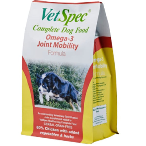 VetSpec Omega-3 Joint Mobilty Formula - Dog Feed
