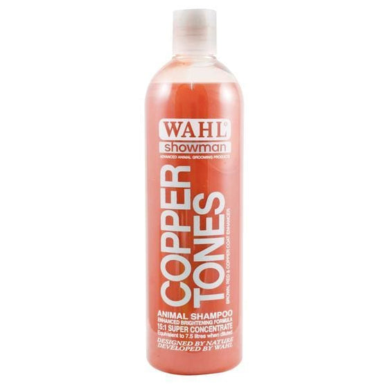 Wahl Copper Tones Shampoo 500 ml - Copper Tones Shampoo