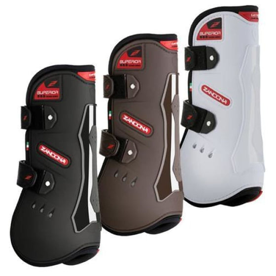 Zandona Superior Air Velcro Tendon Boot - Horse Boot