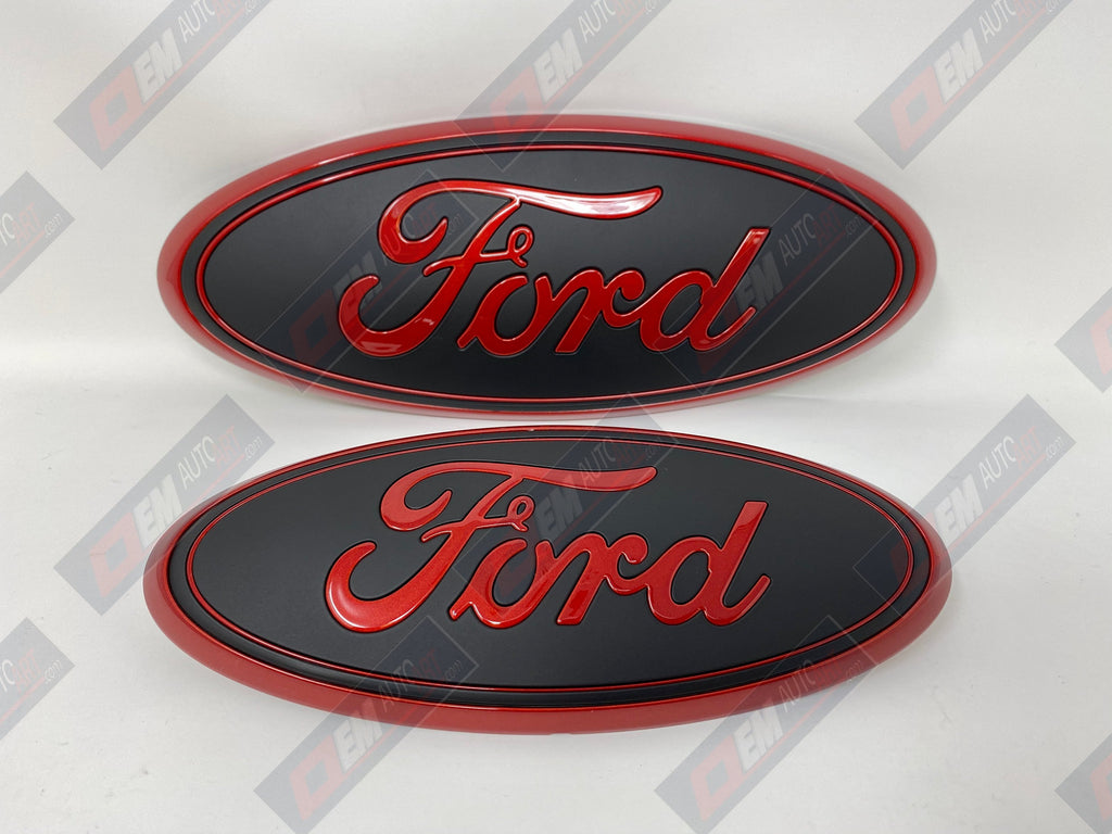 Design Your Own F-150 Oval Set, Starting at $299.95