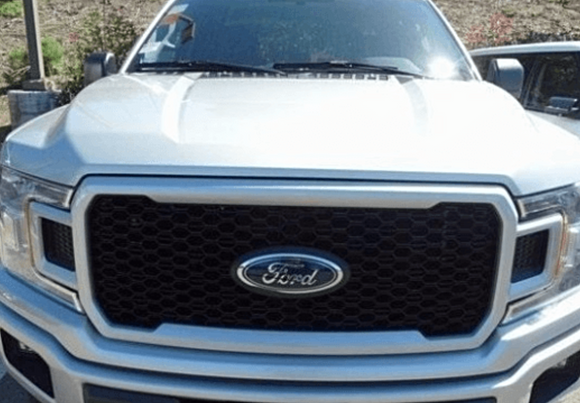 2018+ Ford F-150 Honeycomb Style Factory Painted Grille