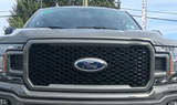 2018 Ford F-150 Honeycomb Style Factory Painted Grille - OEMAUTOART
