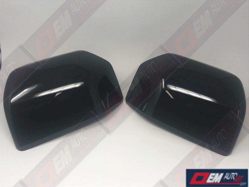 2015-2020 Ford Genuine Parts F-150 Tow Mirror Painted Mirror Cap Set (RH/LH)
