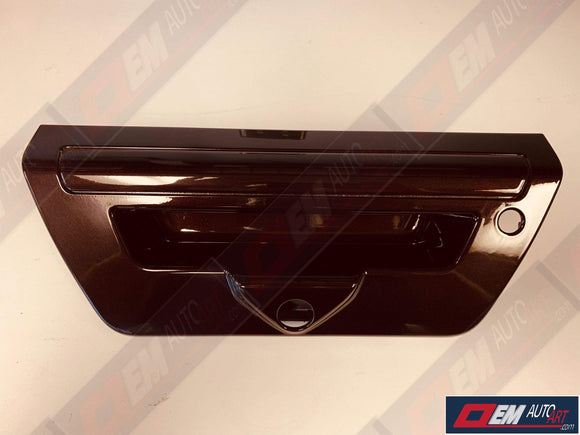 2015-2019 Ford Genuine Parts F-150 Custom Painted Tailgate Handle (With push button) | OEMAUTOART