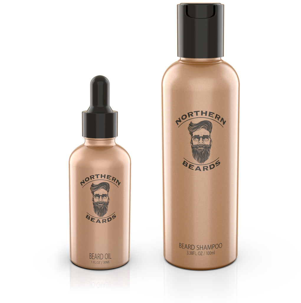 Beard Oil & Beard Shampoo