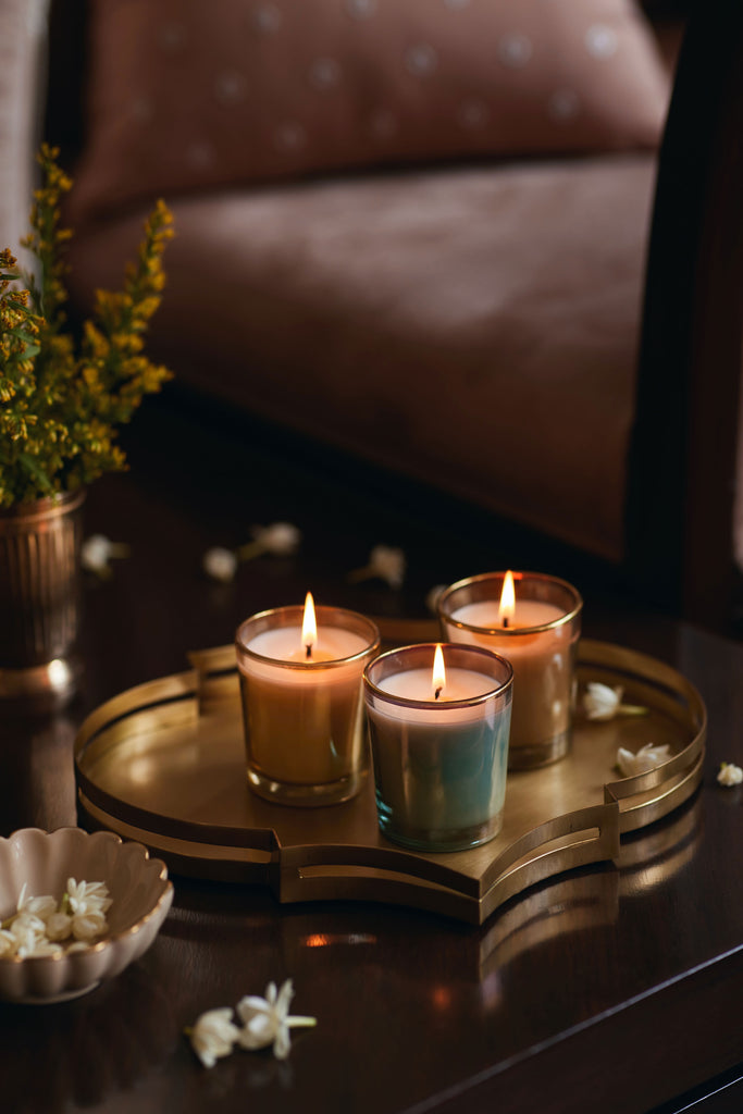 Bagh Candles (set of 3)