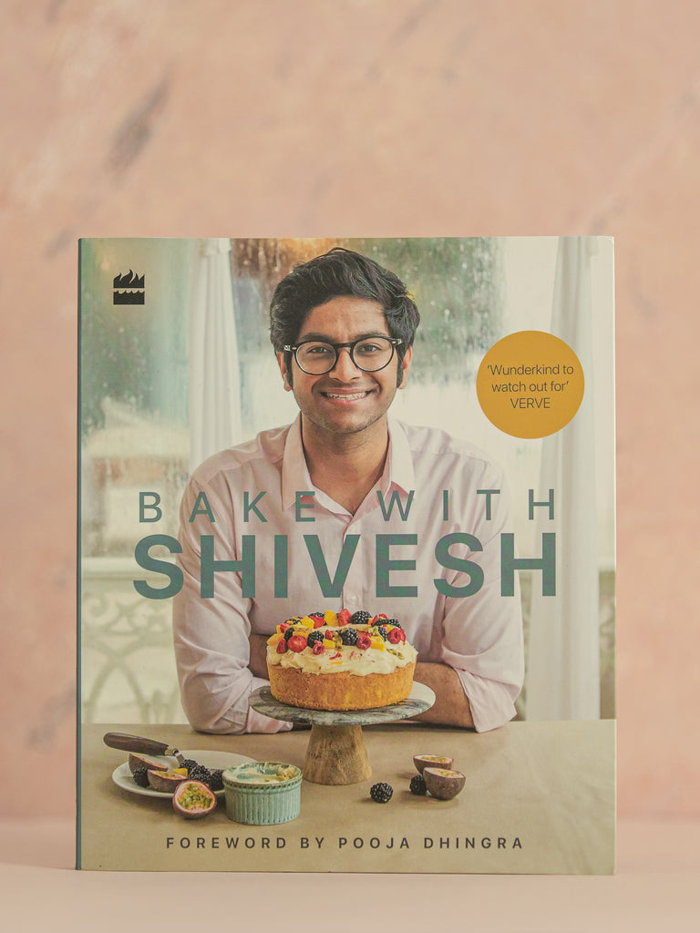 BAKE WITH SHIVESH