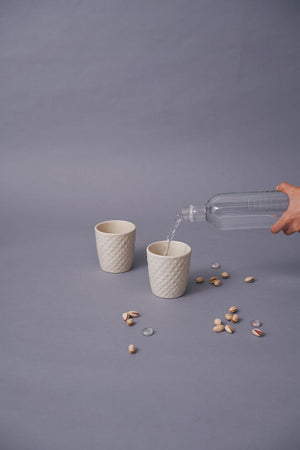 TRANQUIL TUMBLERS (WHITE)