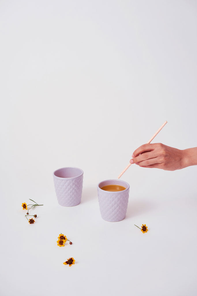 TRANQUIL TUMBLERS (LILAC)