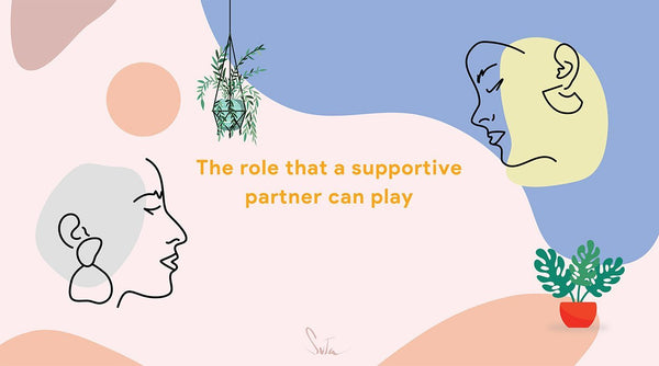 The role that a supportive partner can play | suta.in