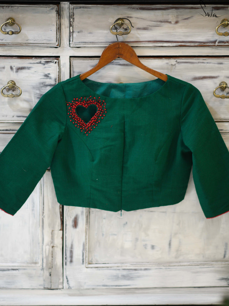 Hearty (Blouse)