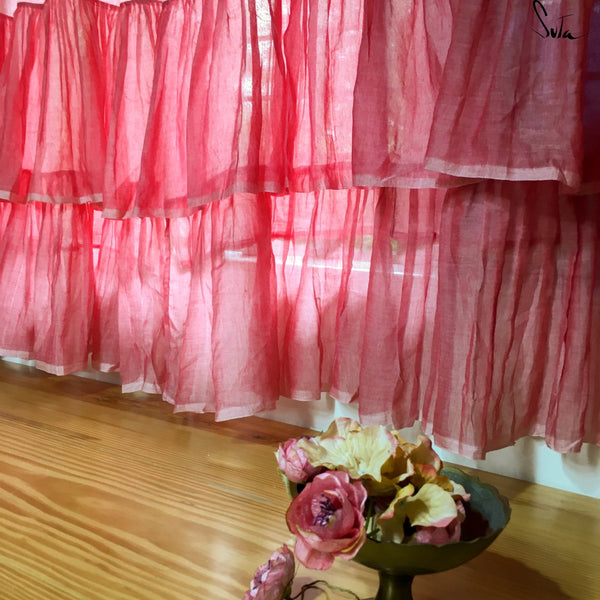 I Dream Of Flamingos ( Curtain ) - suta.in