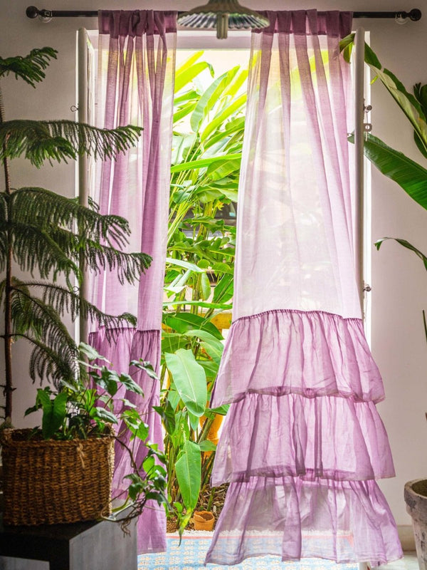 I Dream Of Lavenders (Curtain) - suta.in