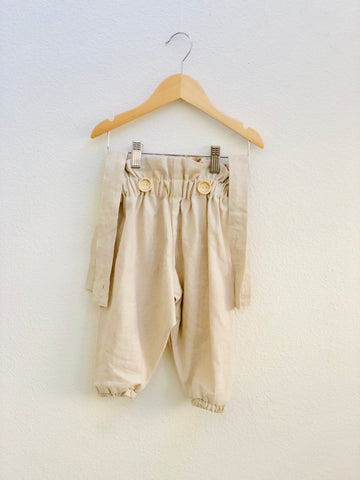 August Suspender Pants