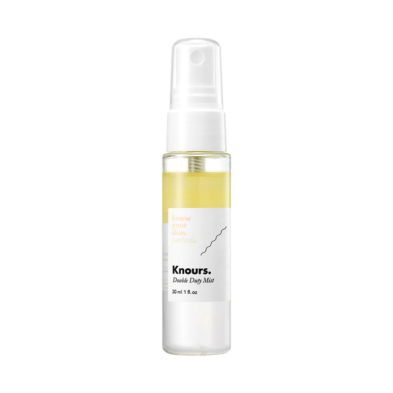 Knours. Double Duty Mist Travel Size