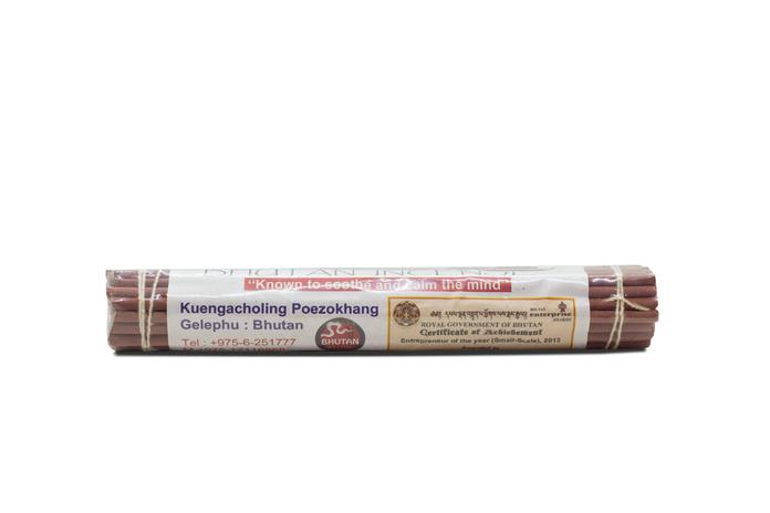 Kuengacholing incense white wrapped