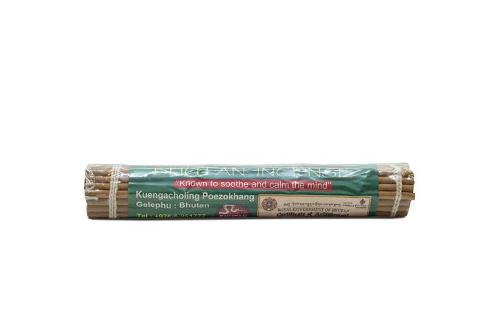 Kuengacholing incense green wrapped