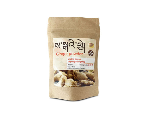 Ginger Powder - Druksell.com