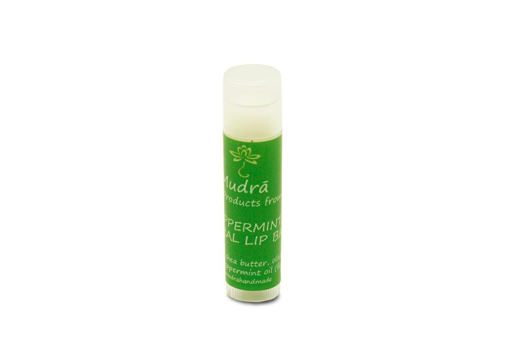 Mudra -  Peppermint Natural Lip Balm stick - Druksell.com