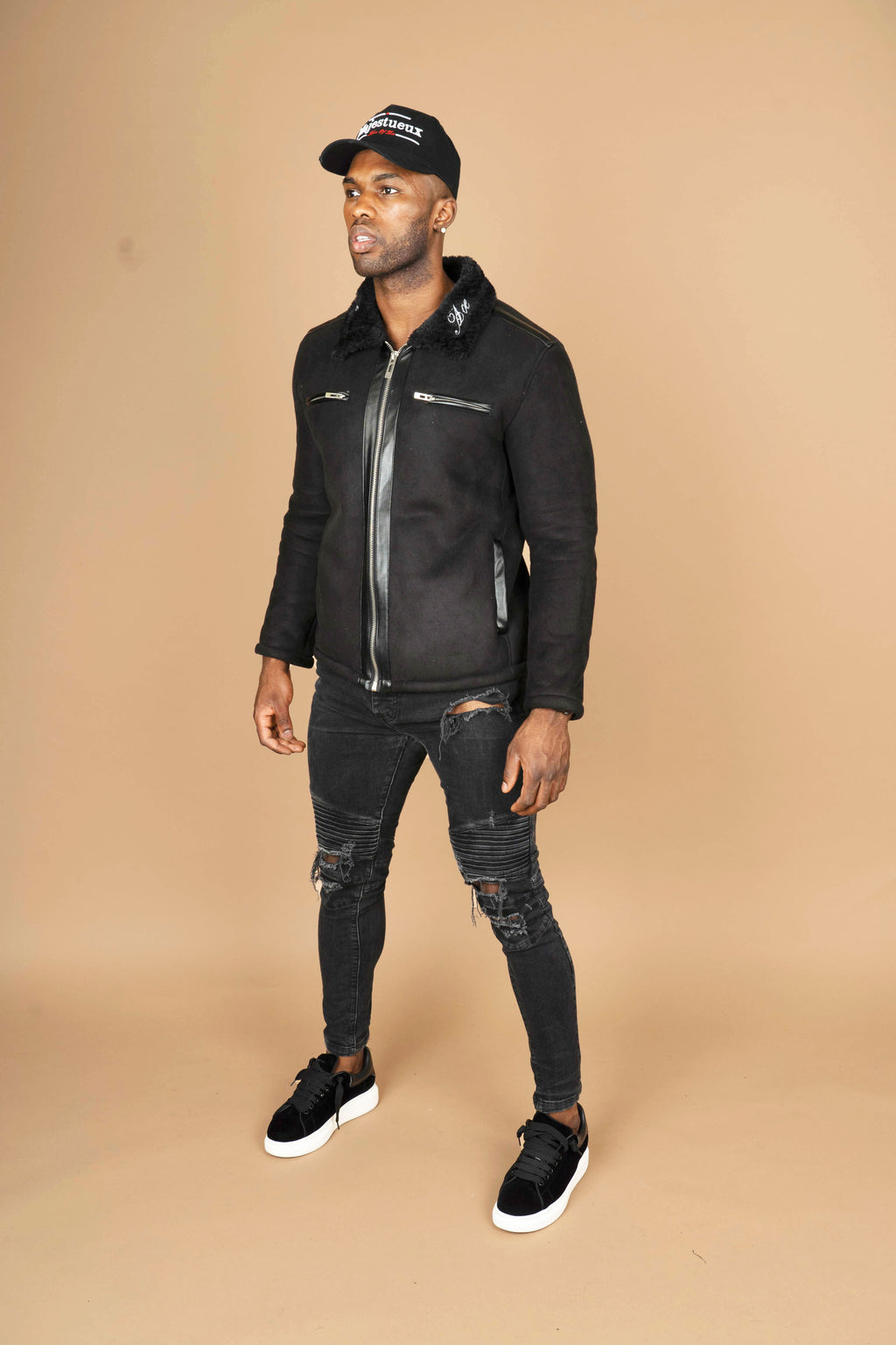 JAUDA Shearling Jacket