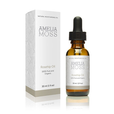 Organic Rosehip Oil - 30ml