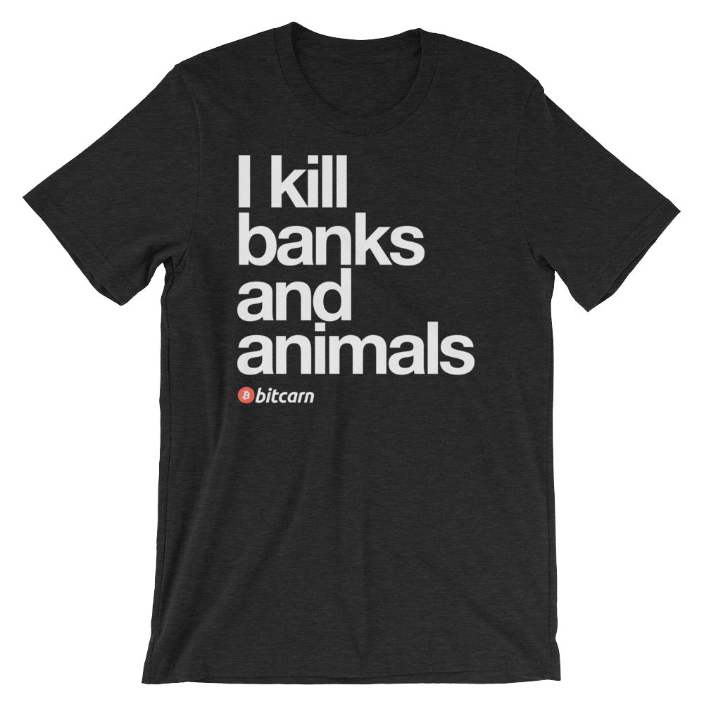Banks & Animals Tee