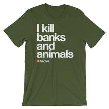 Load image into Gallery viewer, Banks & Animals Tee