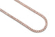 Baguette Diamond Cuban Link Chain