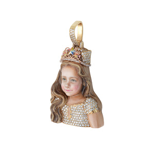 3D Crowned Daughter