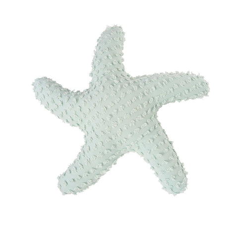 Copy of Starfish Shaped Pillow - Sea Glass