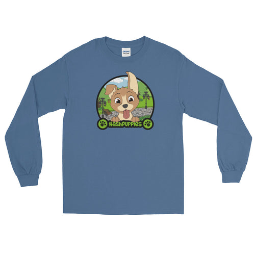 HashPuppies Long Sleeve T-Shirt