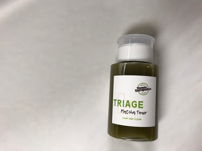 Triage Matcha Toner