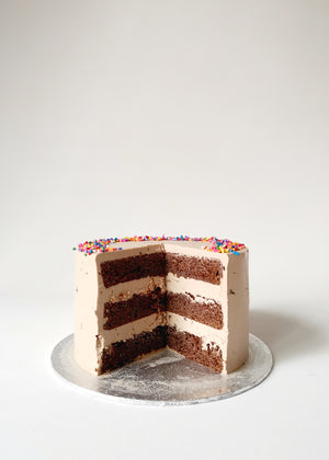 Classic Chocolate Cake by Studio Happy Story