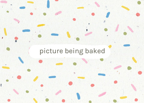 Picture is being baked