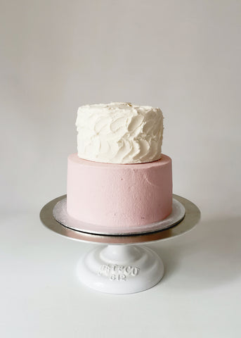 Stack 'M Vegan Vanilla Cake by Studio Happy Story