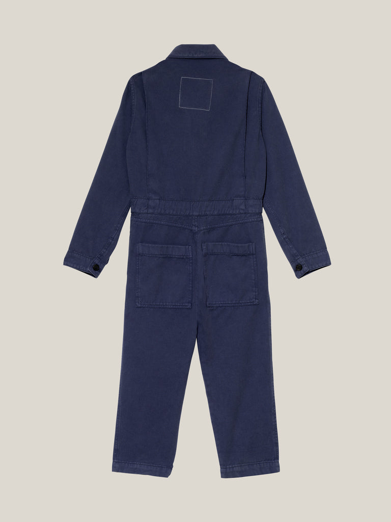 Toddler's Indigo Twill Canvas 1.5–3 Years