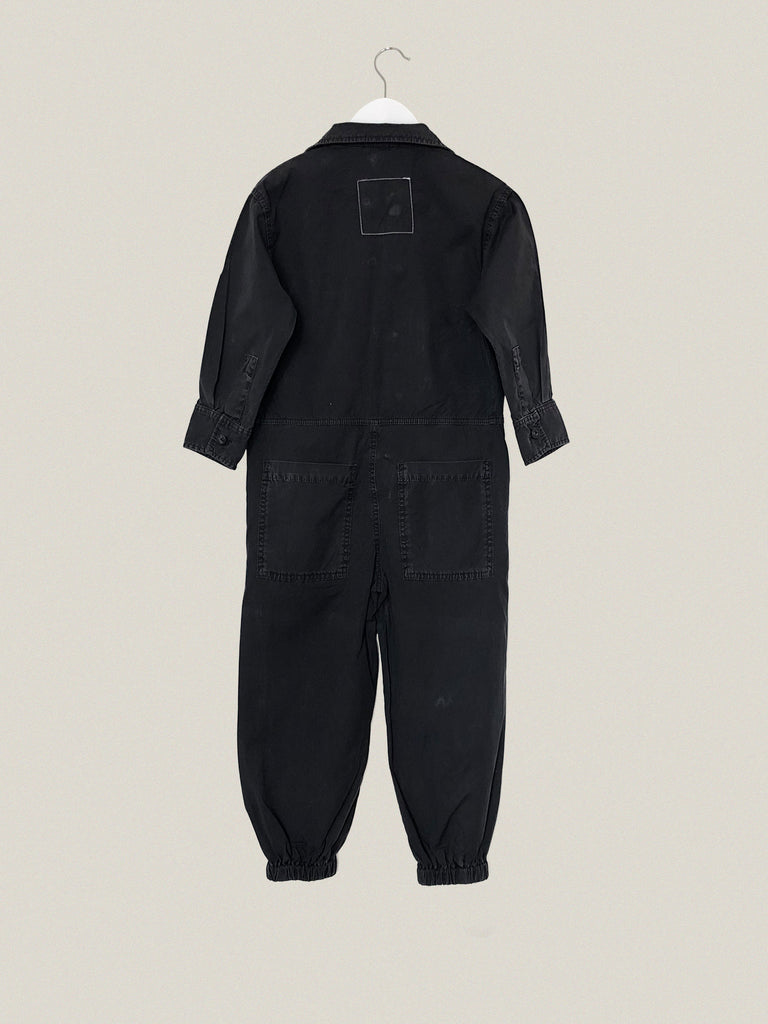 Pre-Loved Black Shirtweight Age 5-7
