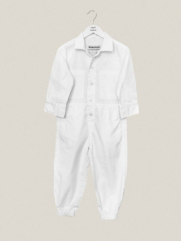 Pre-Loved White Shirtweight Age 5-7