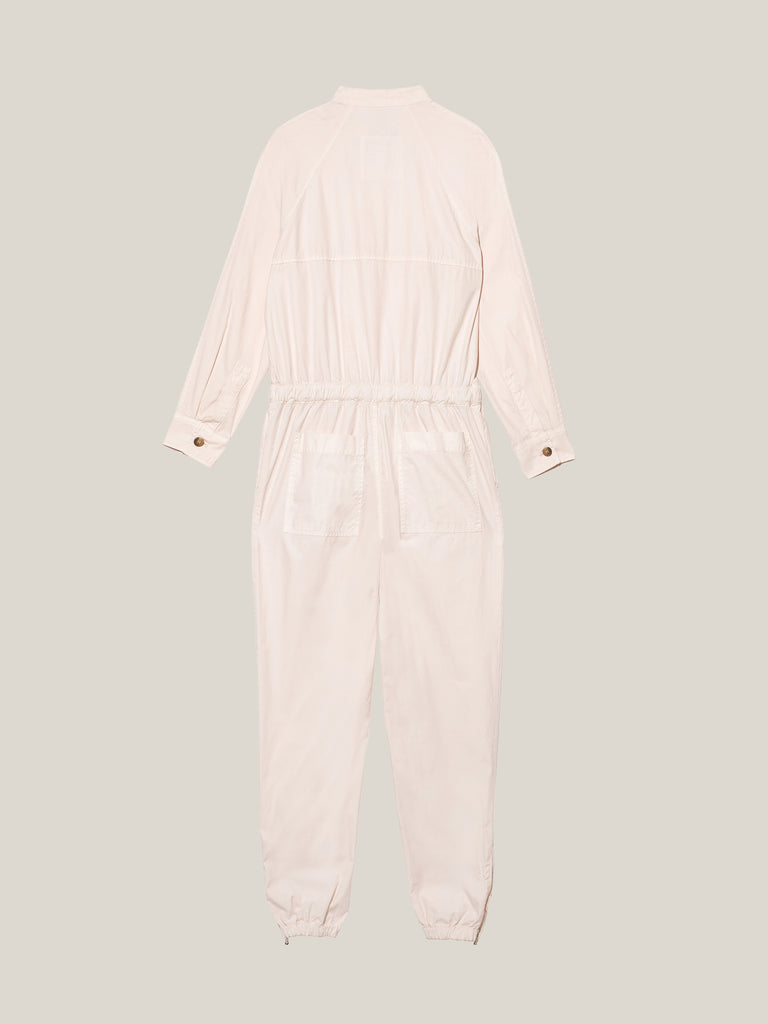 Women's Pink Shirtweight Boilersuit