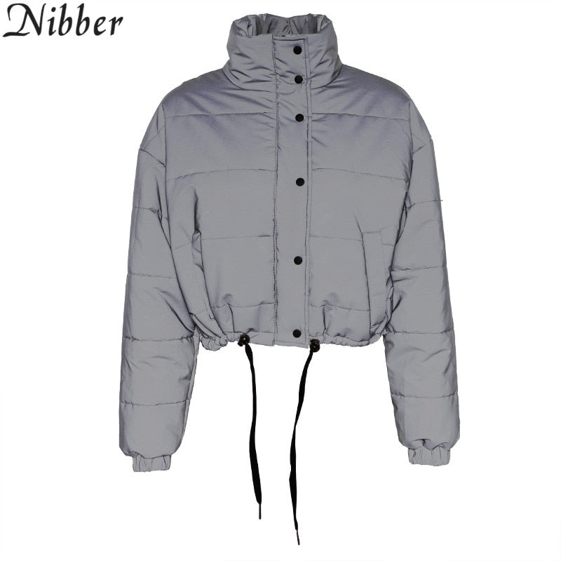 Reflective Short Jacket