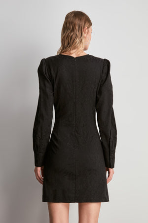 Jacquard Dress - emuuz.com