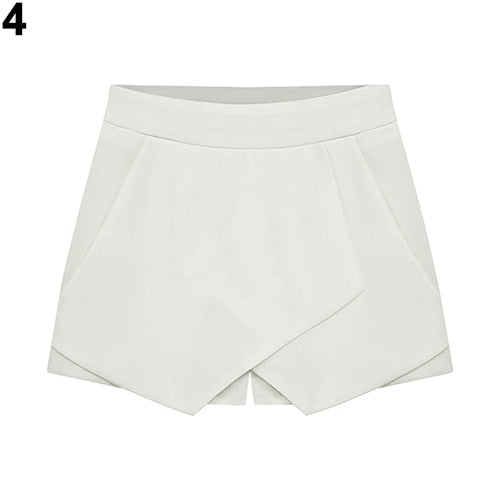 Asymmetrical Shorts
