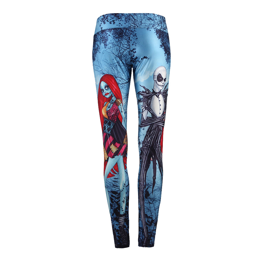 Halloween Workout Leggings