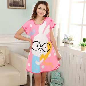 Cartoon-themed Nightgown