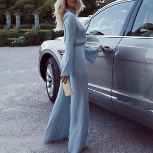 Elegant Office Jumpsuit