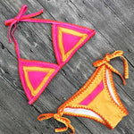 Push Up Halter Bikini